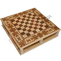 Шахматная доска 60 х 60 х 14 см