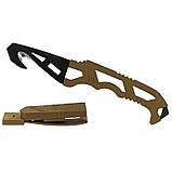 Нож Gerber Crisis Hook Knife TAN499 30-000590, фото 2