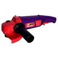Угловая шлифовальная машинка WBR, регулировка оборотов, 1200Вт, WS-1200 /П2