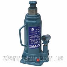 Домкрат бутылочный 10т 230-460 мм   TORIN  T91004