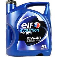 Масло моторное Elf EVOL 700 STI 10w-40 5л/4.35кг SL/CF A3/B4