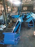 Конвеєр (транспортер) скребковий, ланцюговий, КЛС-250, 300