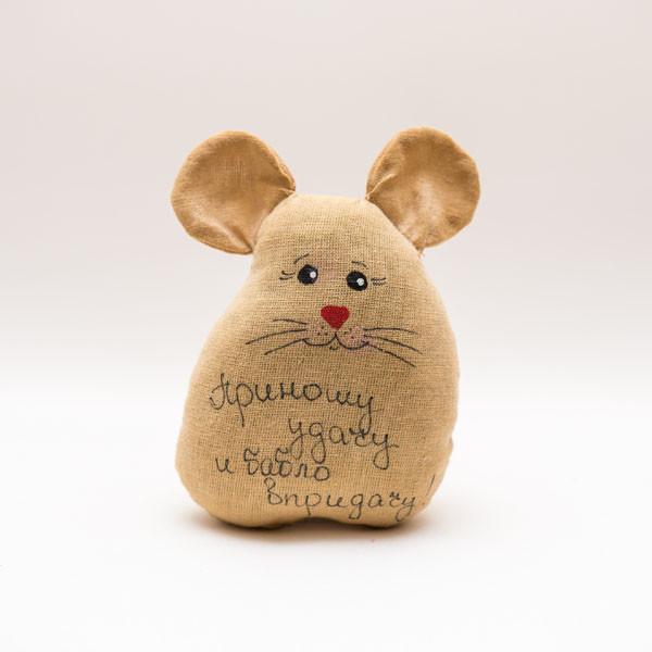 Кофейная мышка Vikamade толстяк