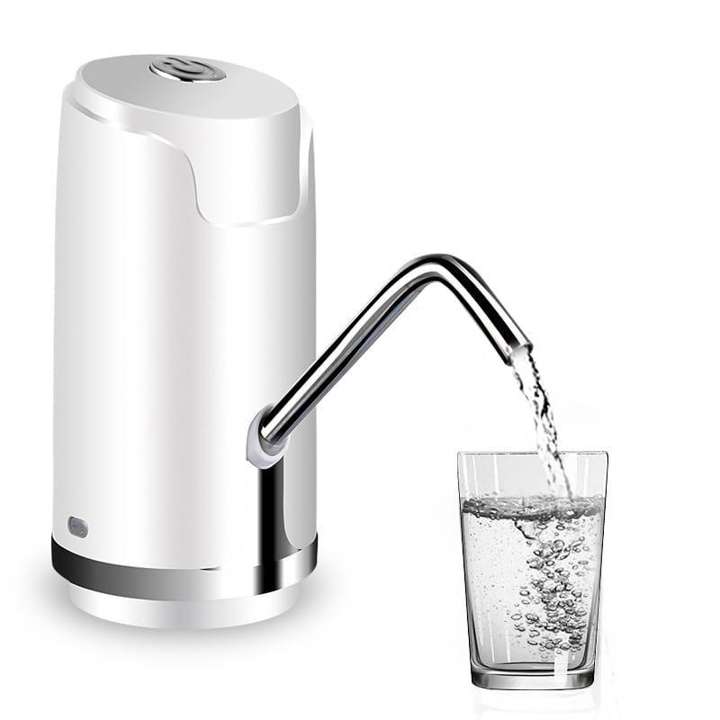 Помпа для воды электрическая с аккумулятором ePump белая (EP-1399)