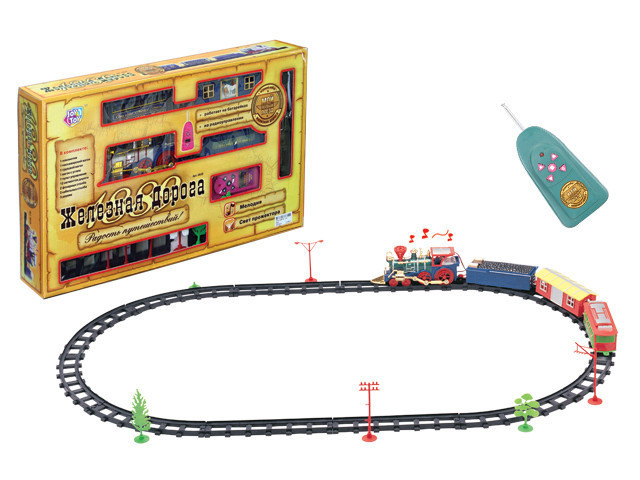 Железная дорога для детей Play Smart 0620