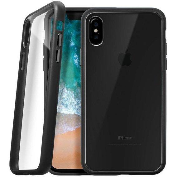 Laut ACCENTS чехол-накладка для iPhone X/XS Black