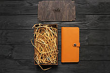 Деревянная коробка размер M (21,5*12*3,5 см) VOILE hand crafted, фото 2