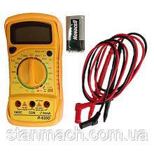 Цифровой мультиметр TRISCO R-620D