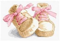 Набор для рисование камнями LASKO Первые шаги (розовые)  (SD001), фото 1