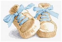 Набор для рисование камнями LASKO Первые шаги (голубые)  (SD002), фото 1