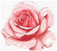 Набор для рисование камнями LASKO Роза  (SK011), фото 1