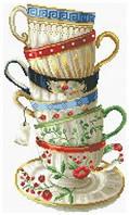 Набор для рисование камнями LASKO Набор кофейных чашек  (SK012), фото 1