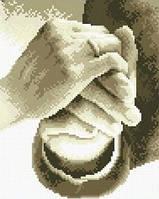 Картина своими руками - рисование камнями LASKO Счастливый день  (SL006), фото 1