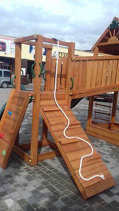 Модуль дитячого майданчика Spielplatz Бруклини Бридж, фото 2