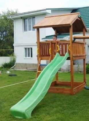 Башня детской площадки Spielplatz Вилланд