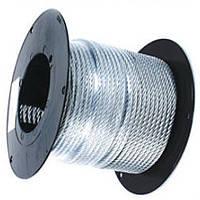 Трос стальной в оплётке ПВХ 1,5-2,5