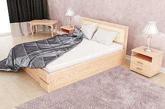 Ліжко Кармен дерев'яні з підйомним механізмом, фото 3