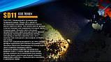Подводный фонарь Fenix SD11 Cree XM-L2 U2, фото 8