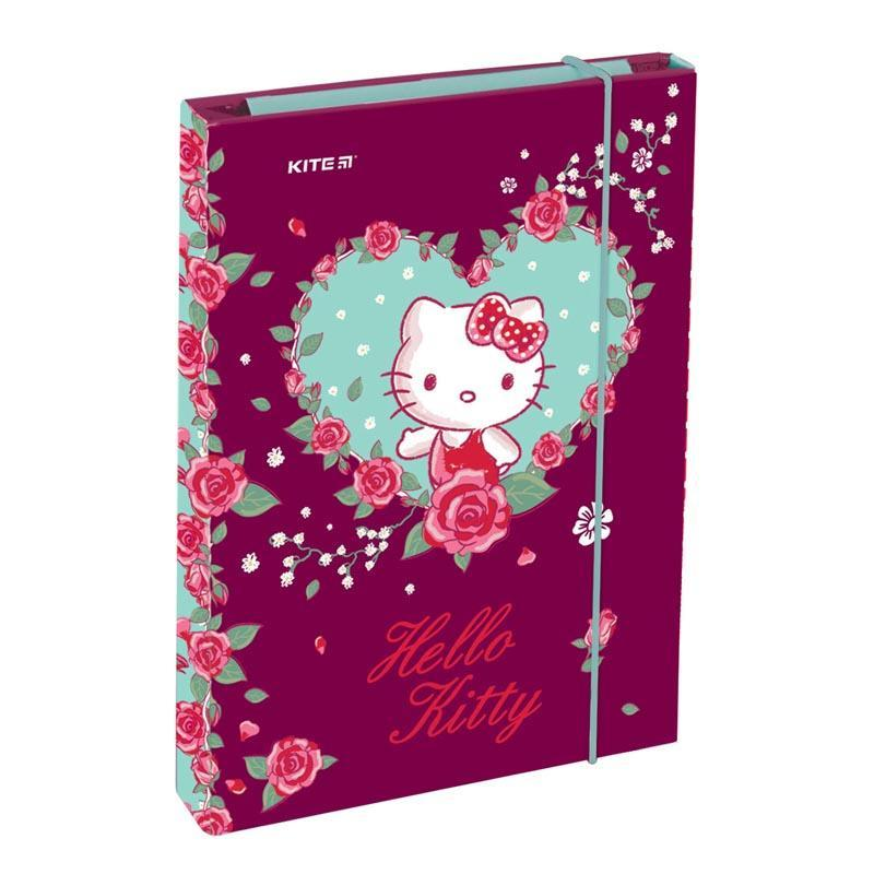 Папка для труда А4 KITE Hello Kitty hk19-213