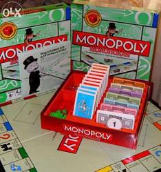 Настольная экономическая игра Monopoly, монополия, Joy Toy 6123