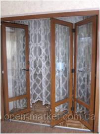Порталы. Раздвижные двери гармошка в Николаеве, фото 2