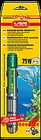 Sera aquarium heater нагреватель 75 Вт, в защитном кожухе, для аквариума 50-80 литров