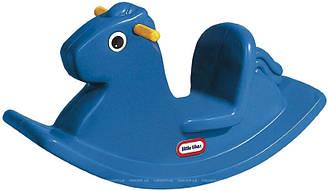 Качалка Лошадка Little Tikes 4279 синяя