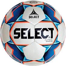 Мяч футзальный Select Mimas IMS 2018 Белый (5703543187003)