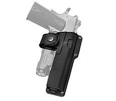 Кобура Fobus EMC RT для Форт-14 ПП, Colt 1911 с поясным фиксатором, поворотная