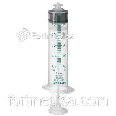 Оригинальный шприц Перфузор® 50 мл с иглой B.Braun