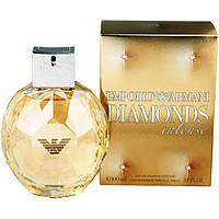 Парфюмированная вода Giorgio Armani Diamonds Intense EDP 100 ml
