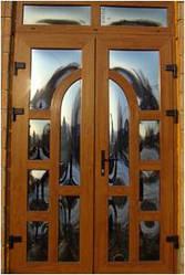 Двери металлопластиковые красивые в Николаеве