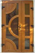 Двери металлопластиковые красивые в Николаеве, фото 3