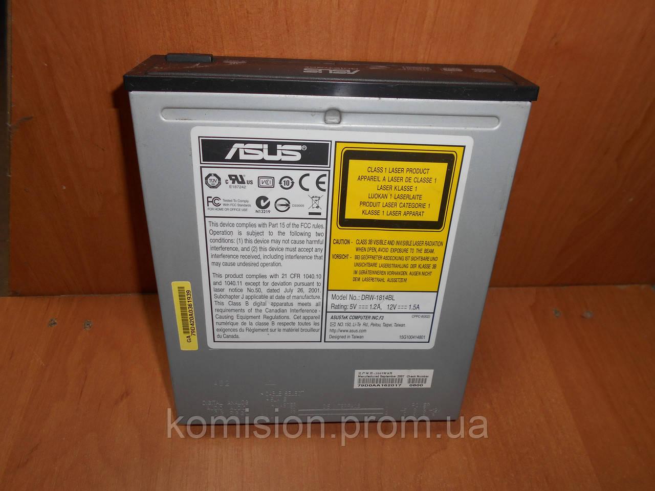 Привод DVD-RW ASUS IDE для компьютера