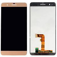 LCD модуль Huawei Honor 6 Plus gold