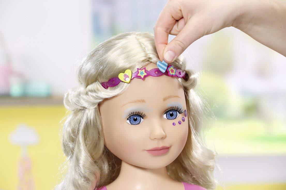 Кукла-манекен Zapf My Model Сестричка с аксессуарами 824788
