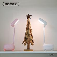 Лампа настільна ,дитяча ,з акумулятором REMAX