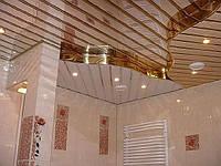Алюминиевый реечный потолок Хмельницкий