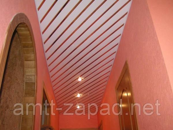 Алюминиевый реечный потолок Черновцы