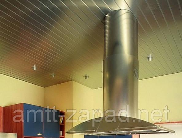 Алюминиевый реечный потолок Тернополь