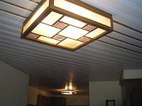 Алюминиевый реечный потолок Горохов