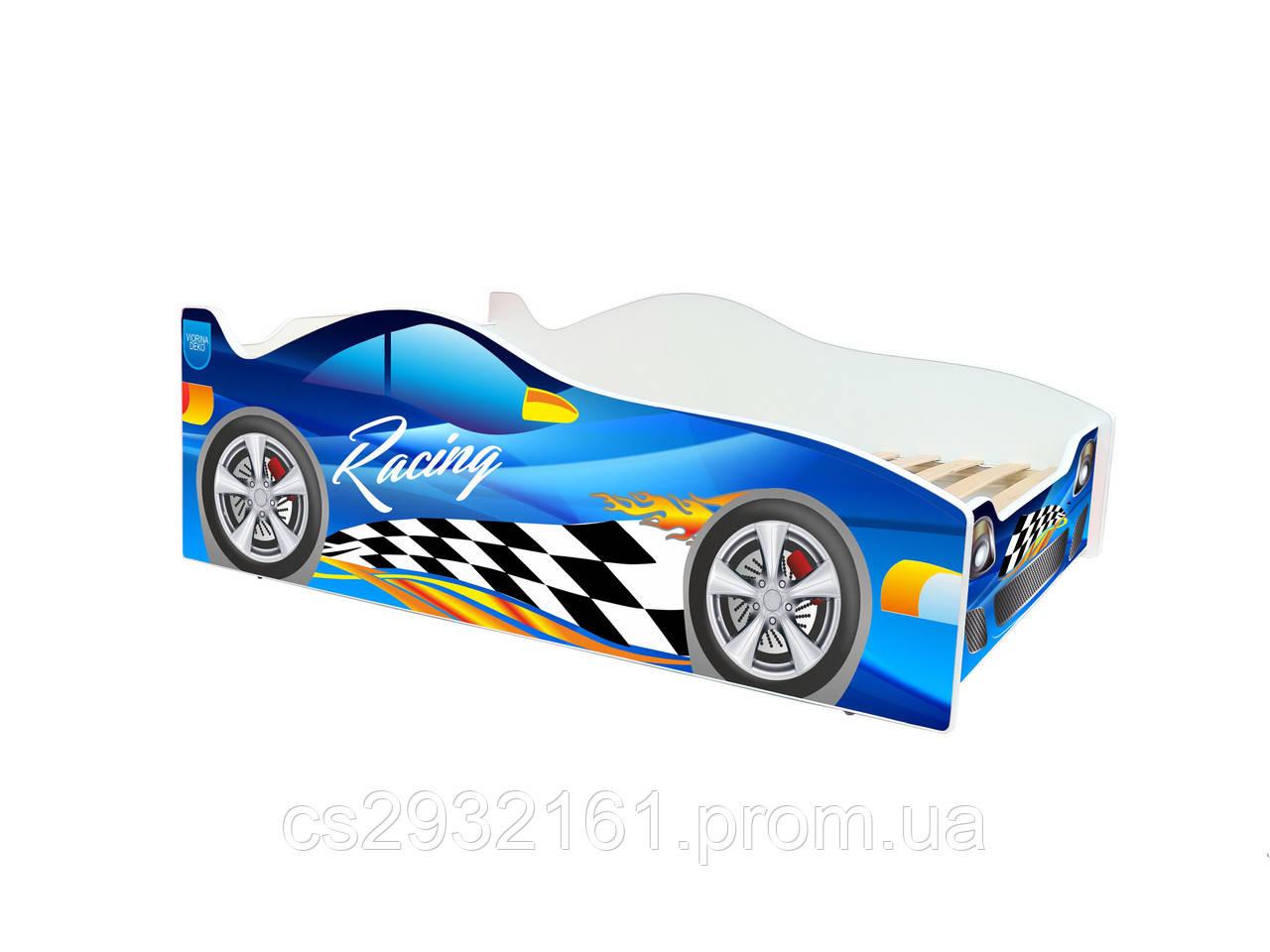 Кровать машина Форсаж Детская кровать машина Форсаж Серия Evolution