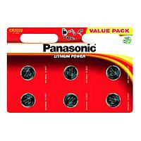 "Батарейка ""PANASONIC"" Lithium BLI CR 2032 (6 шт/уп)"