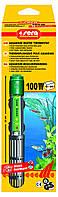Sera aquarium heater нагреватель 100 Вт, в защитном кожухе, для аквариума 70-100 литров