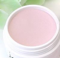 Акриловая пудра (акрил камуфлирующий)нежно-розовая 10мл