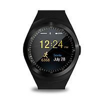 Смарт часы Smart Watch Y1 S Black