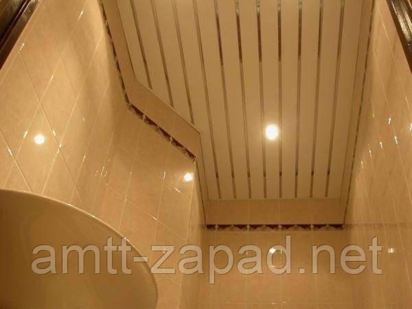 Алюминиевый реечный потолок Шепетовка