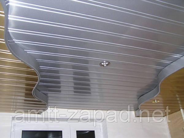 Алюминиевый реечный потолок Житомир