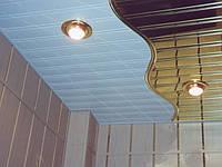 Алюминиевый реечный потолок Овруч