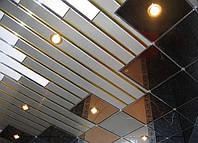Алюминиевый реечный потолок Немиров